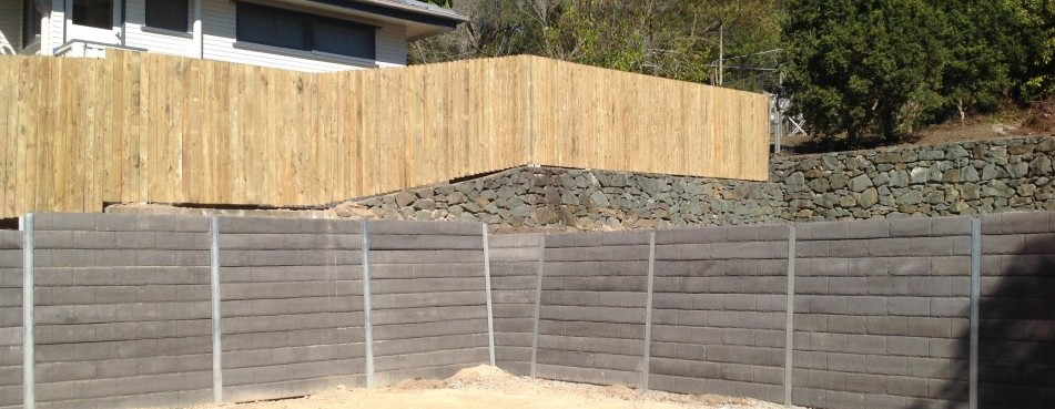 Affordable Retaining Walls | Construction Services Company in Brisbane